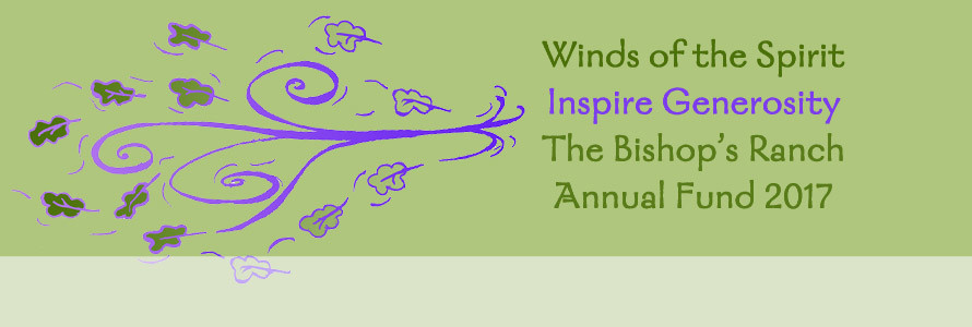Winds of the Spirit: Inspire Generosity. Support our Annual Fund
